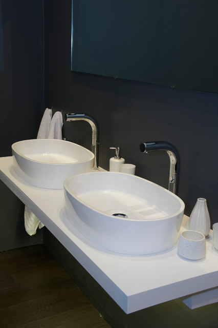 Victoria And Albert Contemporary Bathroom Sinks