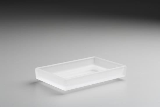 KOHLER K-11595-FRG Loure Soap Dish contemporary-soap-dishes-and-holders