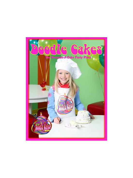 Doodle Cakes -