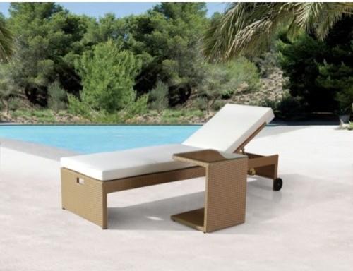 39 Amber 39 Recliner Side Table Modern Outdoor Lounge Sets Br