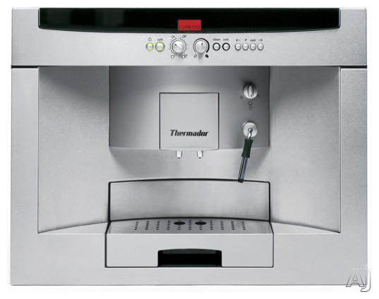 Built-in Coffee System contemporary coffee makers and tea kettles