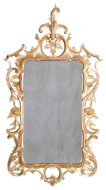 Chippendale Pier Glass  mirrors