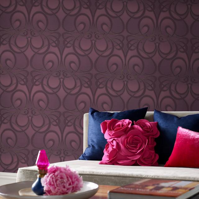 Jazz Wallpaper contemporary-wallpaper