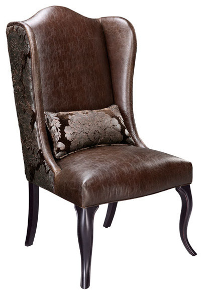 Pullman Occasional Chair - Traditional - Armchairs And Accent ...