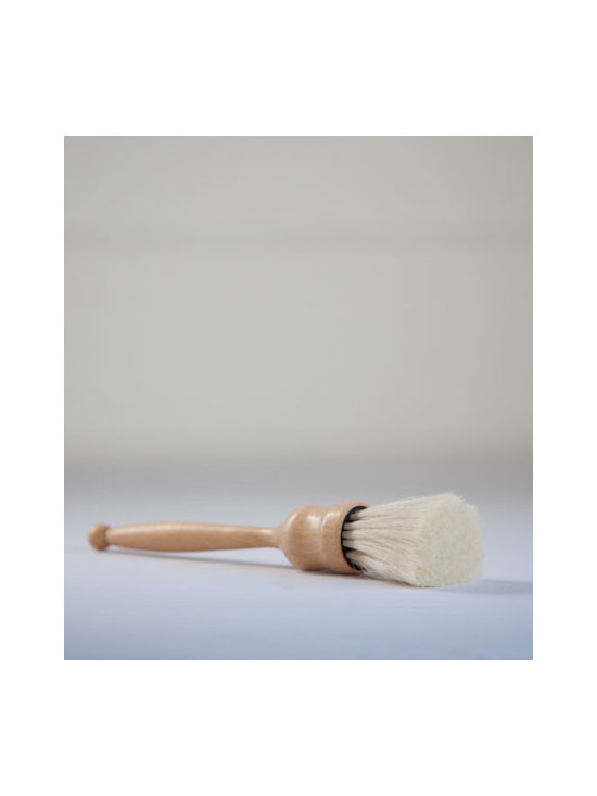 Goat Hair Furniture Brush -