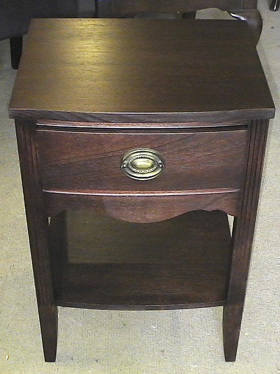 Furniture Refinishing -