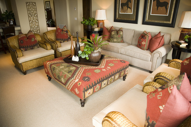 Home decor mediterranean-living-room