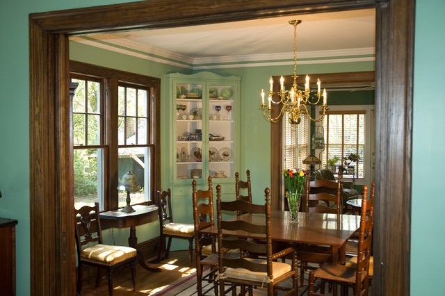 Historic Home Restoration and Renovation traditional-dining-room