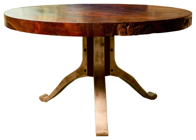 Modern wooden round dining table designs info for Contemporary round dining table