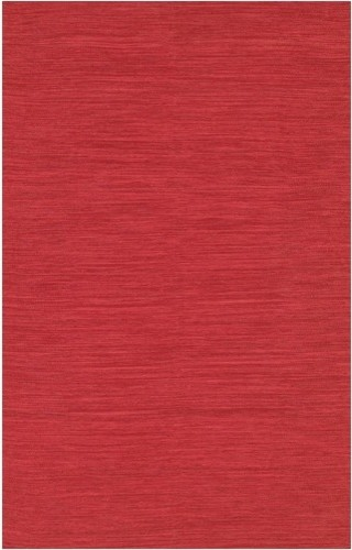 India Red Rug modern-rugs