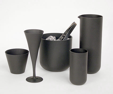 modern serving utensils by Terrestra