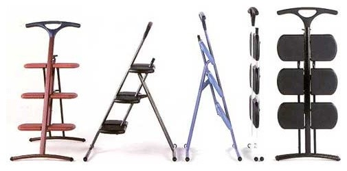 Kartell Tiramisu Step Ladder - Modern - Ladders And Step Stools - by ...