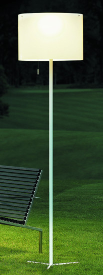 Outdoor Floor Lamp modern outdoor lighting