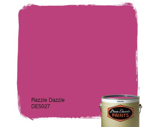 Dunn-Edwards Paints Razzle Dazzle DE5027 -