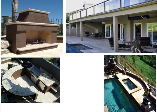 Dove Canyon Remodel contemporary-exterior