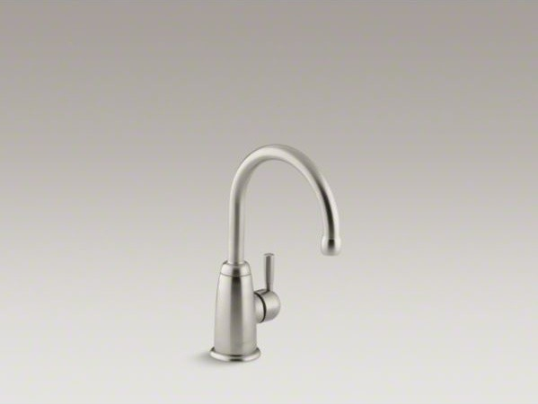 KOHLER Wellspring(R) beverage faucet with contemporary design