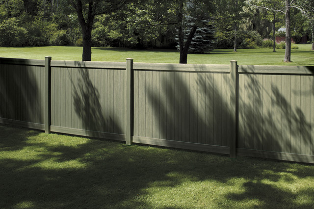 Certainteed Bufftech Vinyl Fence Reviews Bufftech Fence