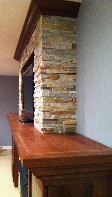 Miscellaneous Remodels living-room