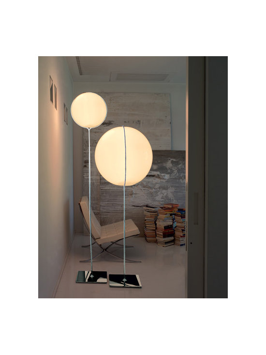 ANGELINA FLOOR LAMP BY PENTA LIGHT - The Angelina floor lamp is a simple and stylish design.