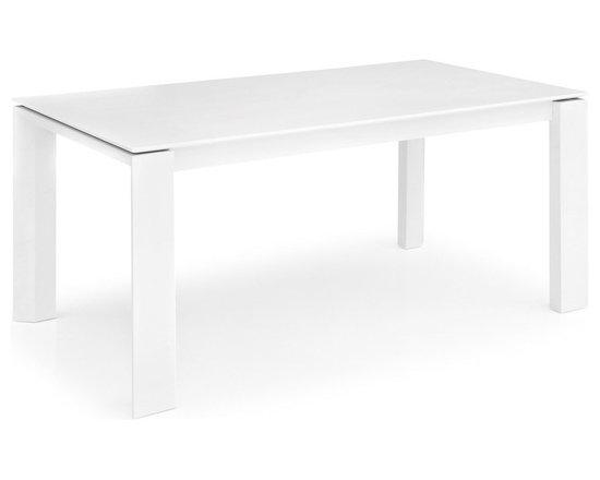 Calligaris - Calligaris Omnia Wood 10 Person Extending Table -