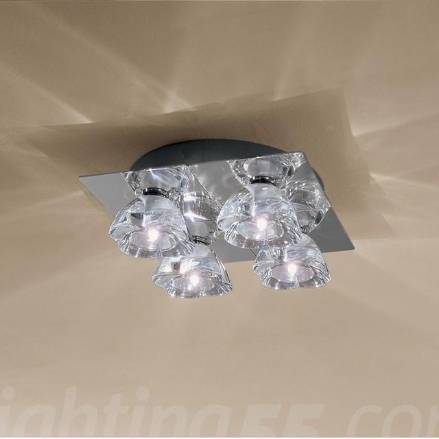 Axo - Primula 4 ceiling light modern