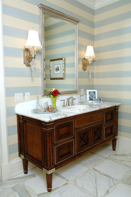 Chandler Residence traditional-bathroom
