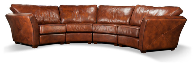 Leather Sectional - Canto contemporary-sectional-sofas