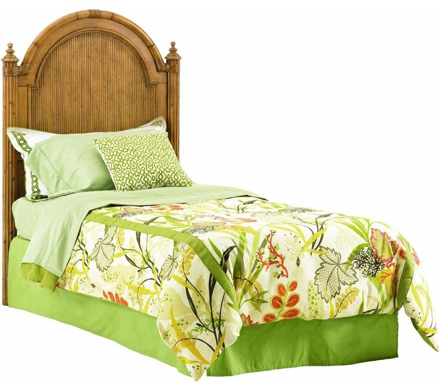Tommy bahama home beach house belle isle twin headboard - Tommy bahama beach house bedroom ...