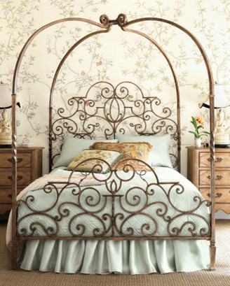 Tuscany Furnishings mediterranean beds