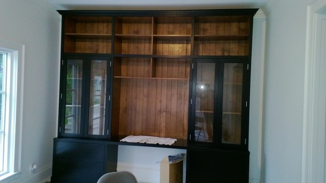 custom dining room wall unit contemporary new york by hk