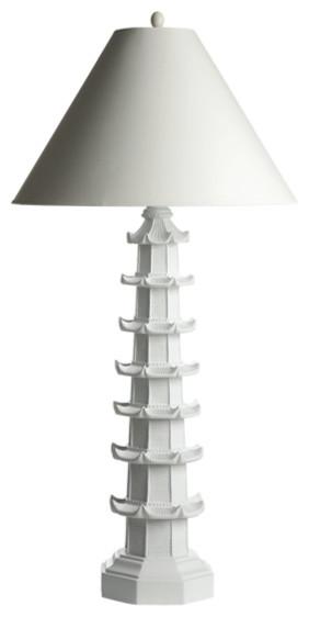 Brighton Lamp asian-table-lamps
