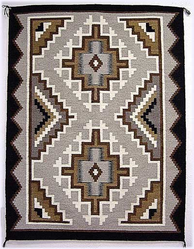 Two Gray Hills Rug Eclectic Rugs Other Metro By