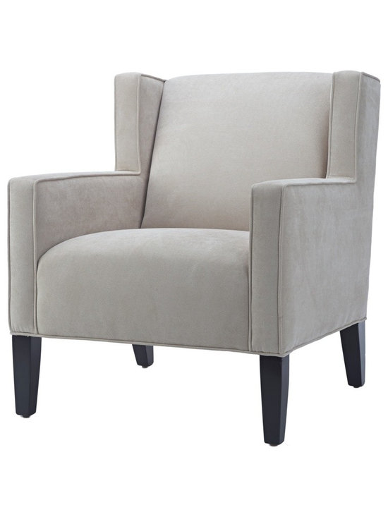 Edward Wing Chair - The Edward Wing Chair