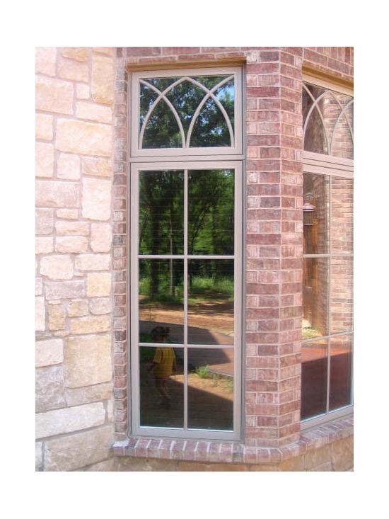 Fiberglass Windows by Fibertec -