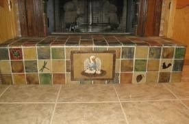 Arts and Crafts Tile traditional-tile