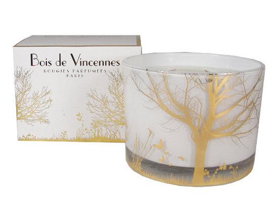 Bois de Vincennes Triple Wick Jar Candle -