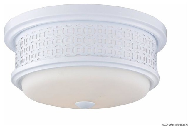 Elk Lighting 20193/2 2 Light Flush Mount Flushmounts Collection ceiling-lighting