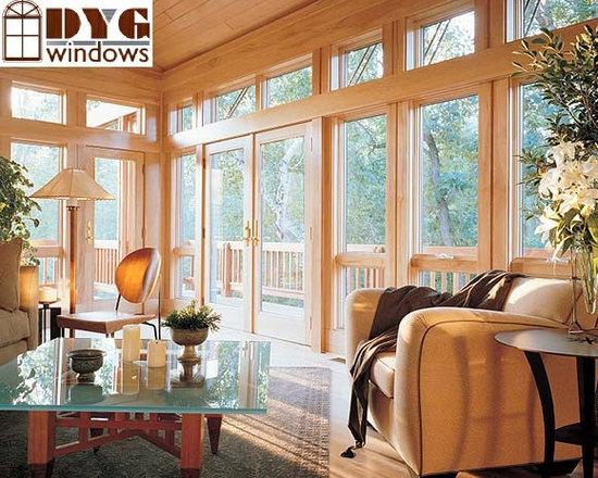 Wood Windows -