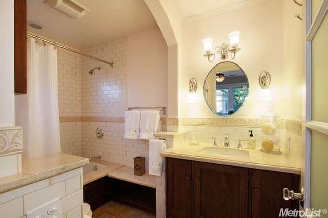 Fab 40's traditional-bathroom