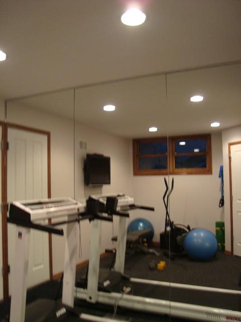 Attic Gym traditional