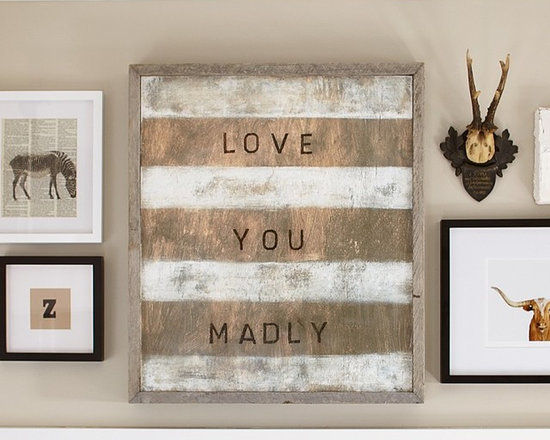 Love You Madly Art -