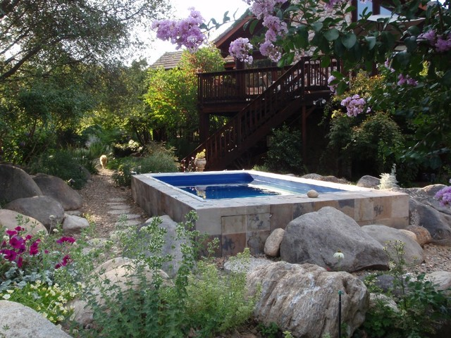 Original Endless Pools® rustic-hot-tub-and-pool-supplies