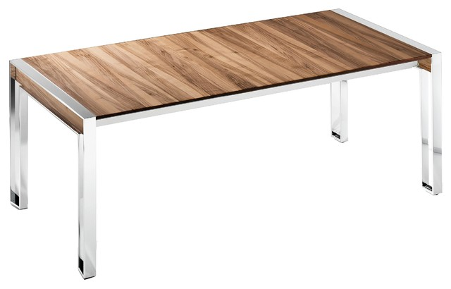 Epic Bacher Modern Dining Tables Miami By The Collection German Furni