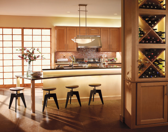 Cabinet lighting modern kitchen lighting and cabinet lighting