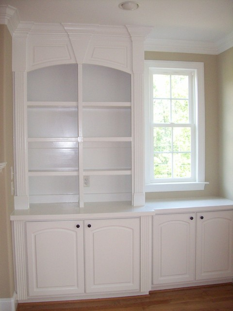 Bookcases and Built-Ins