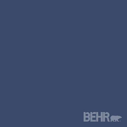 BEHR MARQUEE™ Paint Color Bon Nuit MQ5-14 - Modern - Paint - by BEHR ...