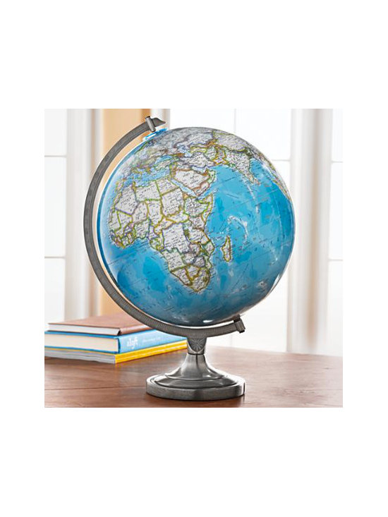 Bowers Illuminated Globe -