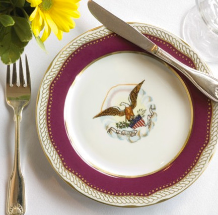 Traditional Plates by gettysburgmuseum.com