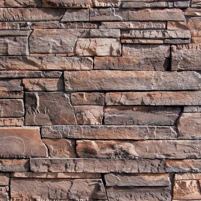 Coronado Honey Ledge Stone - Color: Sioux Falls - Ledge Stone Products traditional