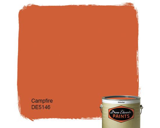 Dunn-Edwards Paints Campfire DE5146 -